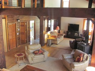 South Haven cottage photo - Expansive interior with room for everyone to spread out...yet still be together