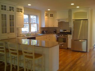 Truro house photo - Granite & stainless kitchen