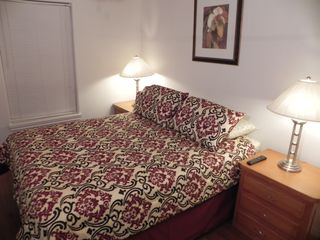 South Padre Island condo photo - Bedroom #2 - Queen Bed