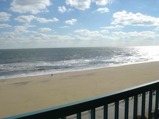 Virginia Beach condo photo - View from Balcony