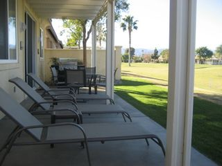 Indio house photo - Community Entrance