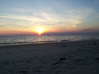 Cape May house photo - Best Sunsets from the Bay beach