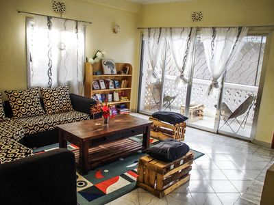 Wakawaka Hostel is located in the center of Arusha and offers social