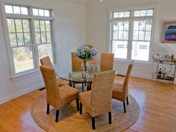 Coastal Dining Area Seats Up To 8