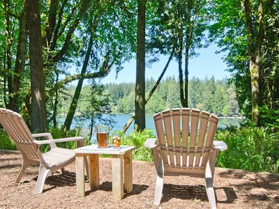 Come relax and reconnect at Cedars on the Sound! Imagine yourself here!
