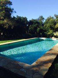 Ojai bungalow rental - Pool