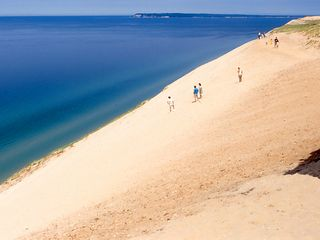 Interlochen cottage photo - Sleeping Bear Dunes Voted most beautiful place in America byGood Morning America