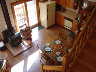 Paul Smiths chalet photo - Open & spacious