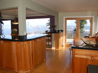 Seattle house photo - Kitchen With a View