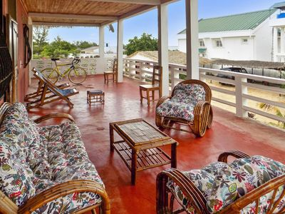 image for Sea-view apartment 100m from Amborovy Beach, Madagascar, with scenic terrace, garden & WiFi