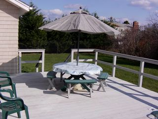 Outdoor Deck - Montauk house vacation rental photo