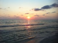 The Best Sunset's in the World. Indian Rocks Beach, Florida