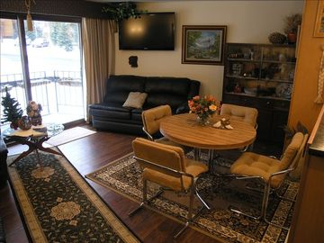 Breckenridge condo rental - Come here to relax and rejuvenate after a day on the slopes.