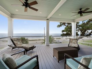 New Custom Beachfront Home Sitting On The B Vrbo