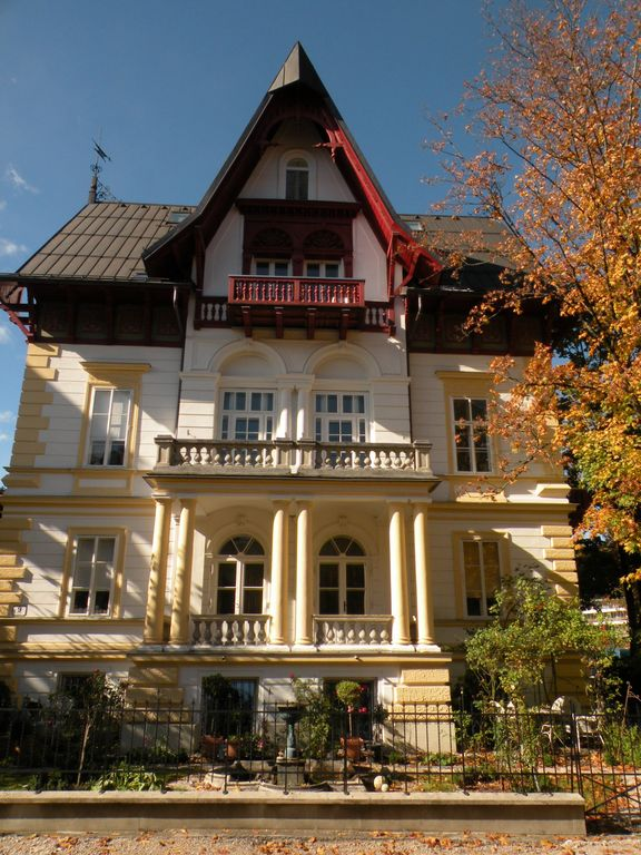 One of the most beautiful Villas of the Salzkammergut and best site of Bad Ischl