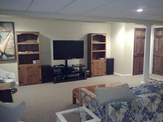 Entertainment Center - Edinburg house vacation rental photo