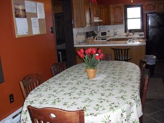 Tobyhanna chalet photo - Dining