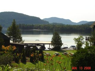 Lake Placid condo photo - Summer View from our Condo