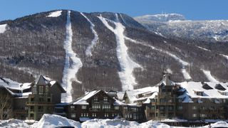 Mount Mansfield - Stowe Mountain Resort (12 miles from the house) - Stowe house vacation rental photo