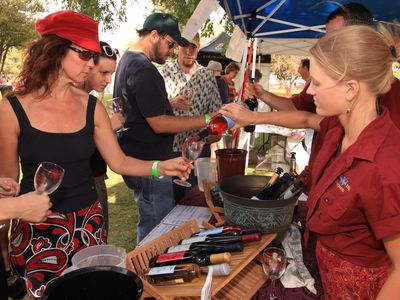 Cortez has many summer festivals including the Wine & Art Festival.
