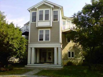 Cape May house rental - Modern 3 Story Beach House with view of the bay.