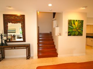 Kailua house photo - Stairs to 2nd floor