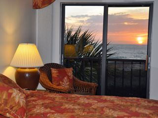 Treasure Island condo photo - Master Bedroom View