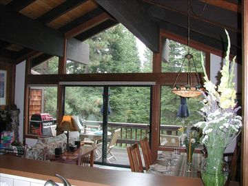 Dollar Point townhome rental - Beautiful Forest View