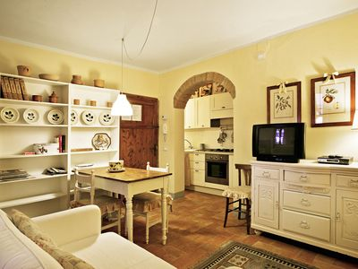 Flat in a typical Tuscan residence - OPEN ALL YEAR