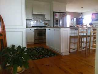 Tom Nevers house photo - Relax in our brand new designer kitchen!