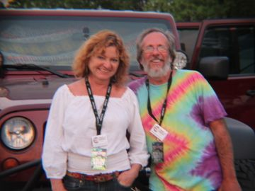 Eureka Springs house rental - Pam and Johnny