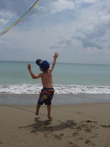 Hutchinson Island apartment rental - Kite Flying - Ocean Village Beach