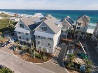 Beach Therapy, 30A Cottages, Stunning GULF VIEWS, Walk to Rosemary!