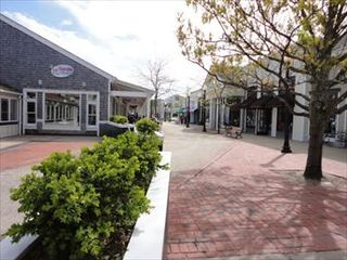 New Seabury cottage photo - Mashpee Commons for fine shopping & dining