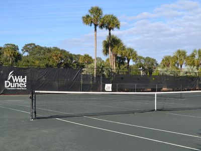Enjoy Tennis at Wild Dunes' Fabulous Facilities