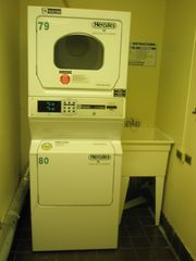 Financial District condo photo - The laundry machine