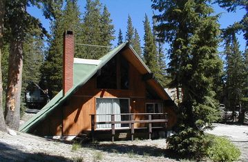 Mammoth Lakes chalet rental