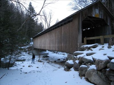 Nearby Covered Bridge