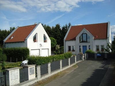 Holiday apartment far from Franzensbad
