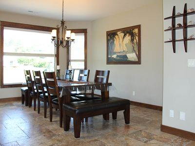 Dining Room - Open to Kitchen and Great Room