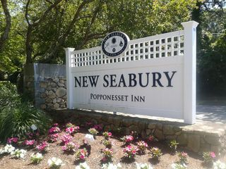 New Seabury condo photo - Main Entrance into New Seabury.