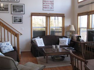 Solomons Island house photo - Great Room w/ sofabed