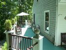 WRAP AROUND DECK - Ogunquit chateau / country house vacation rental photo