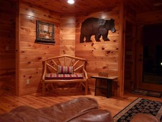 your journey has ended.... - Pigeon Forge cabin vacation rental photo