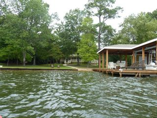 Lake Gaston house photo - Nice Private Cove for Swimming