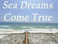 Sea Dreams Come True at Belle Mer Navarre Beach. 2 Gulf Front Master Suites. **15% OFF  AUGUST 6th-13th**