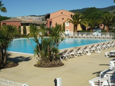 2-room brand new apt (4 people) in premium Village Club Pierre et Vacances,pool