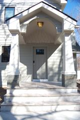 Wintergreen house photo - Front Entrance