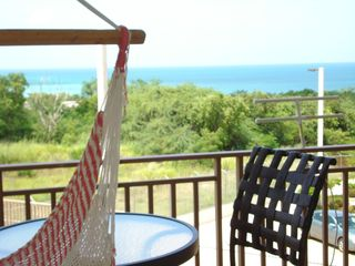 Cabo Rojo apartment photo - Enjoy a Glass of Wine or a Hot Coffe in the Morning
