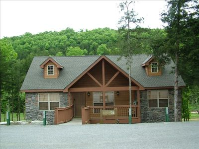Branson West lodge rental